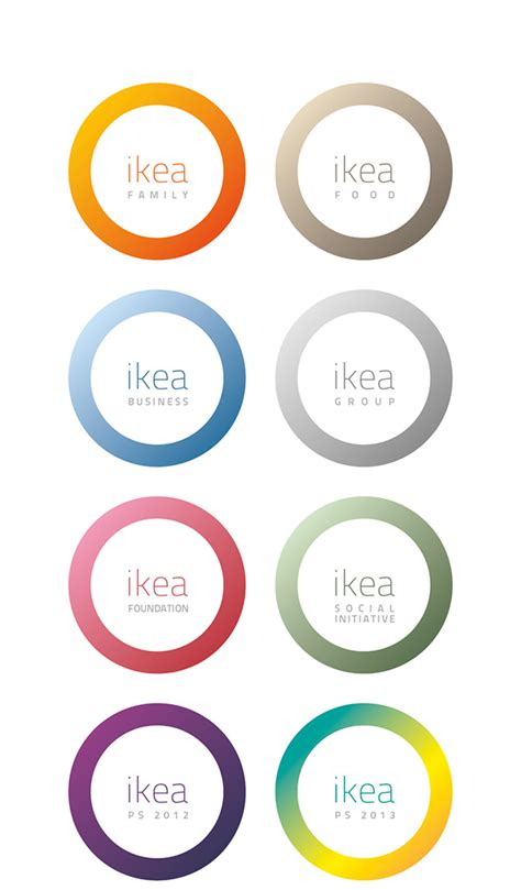 ikea logo redesign on behance quot the ikea logo quot rebrand concept on behance