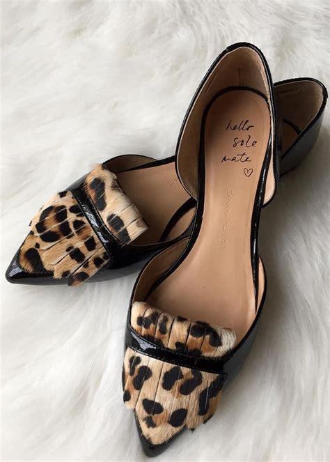 cheetah print flat shoes best 25 leopard print flats ideas on leopard