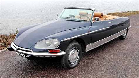 Citroen Ds Cabriolet by Citroen Ds 21 Cabriolet Le Caddy Par Chapron 1960 72
