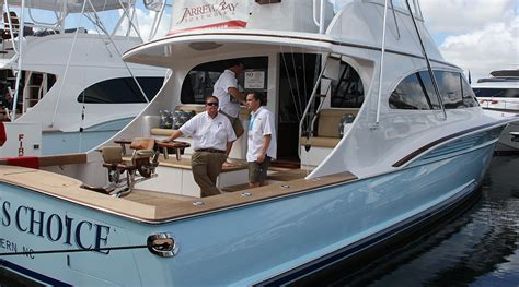 builders choice boat 2015 fort lauderdale boat show fishtrack
