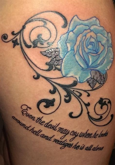 dmc tattoo markie jayme hachey my quote from the