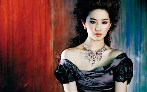 chinese actress hd wallpapers liu yifei chinese actress wallpapers hd wallpapers id