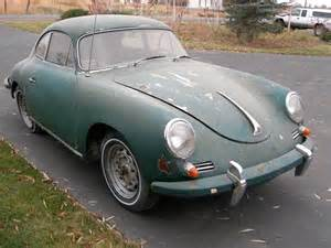 Porsche 911 Project For Sale Porsche 356b Restoration Project 1960 For Sale