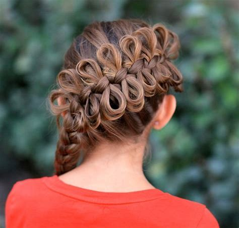 all kinds of hair style that have braides gorgeous braided hairstyles for teens and young adults