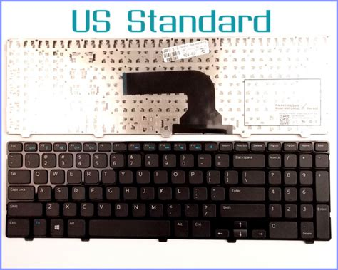 Keyboard Laptop Dell 15 3521 15 3537 15r 5521 Latitude 3540 Laptop Keyboard For Dell Inspiron 15 15r 3521 3537 15r