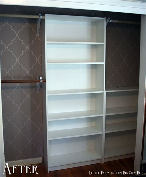 Billy Bookcase Closet by 1000 Ideas About Bookcase Closet On Billy