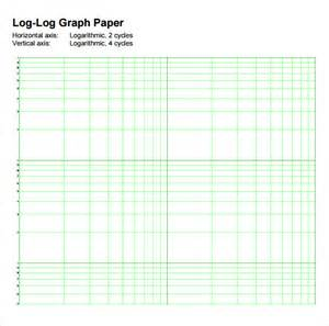 Paper Log - sle log graph paper 6 documents in pdf word