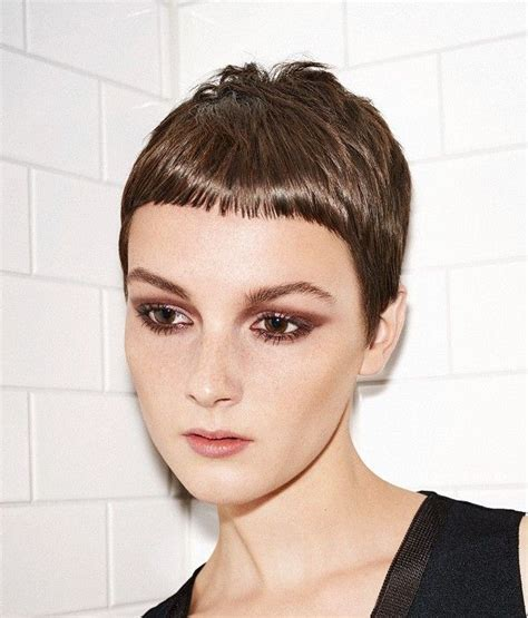 micro bangs short hair 320 best images about short bangs on pinterest