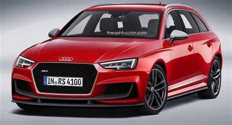next generation audi rs5 us may get next generation audi rs4 as an avant or rs5