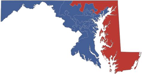 maryland election map 2012 state results