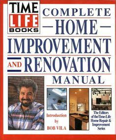 home improvement books on home improvements