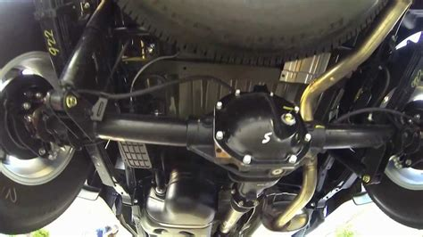 nissan frontier undercarriage youtube