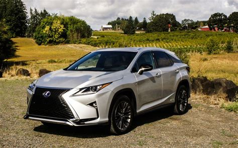 2016 lexus rx 450h release date price and specs roadshow