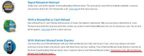 Can You Add Money To A Walmart Visa Gift Card - walmart moneycard reviews ways to save money when shopping