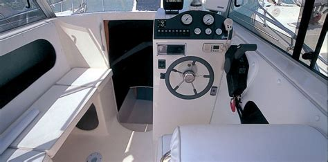 Tc Saver 10in 1 saver 22 cabin fisher quadra marine services boat for sale uk