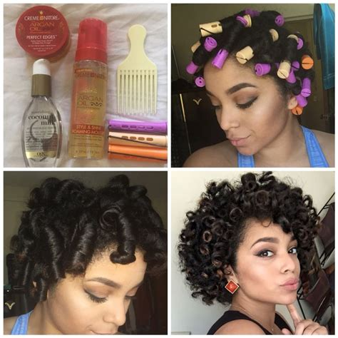chemical curls for black hair 11 best chemical texture images on pinterest perm rods
