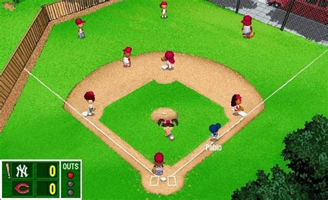backyard baseball 2001 cheats backyard baseball 2001 коды и читы к игре