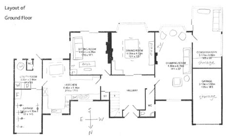 my house floor plan my house