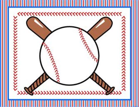 baseball templates free printable digital scrapbook template pages s