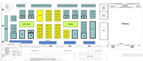 expo floor plan expo floor plan madrid fusion manila fusi 243 n manila