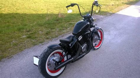 Motorrad Tuning österreich by Bobber Umbau Honda Shadow Vt600