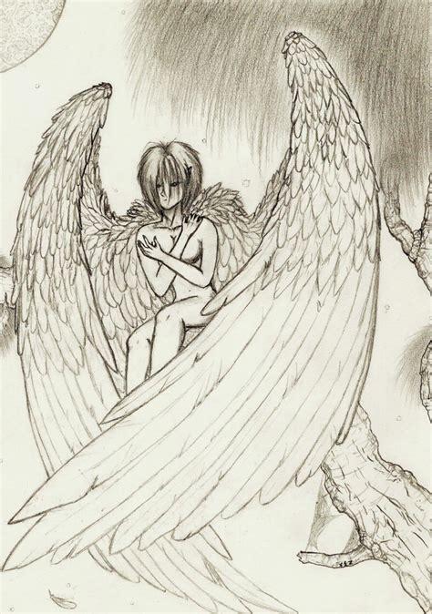 Imagenes De Angeles Y Demonios Para Dibujar A Lapiz | twilight artwork diciembre 2012