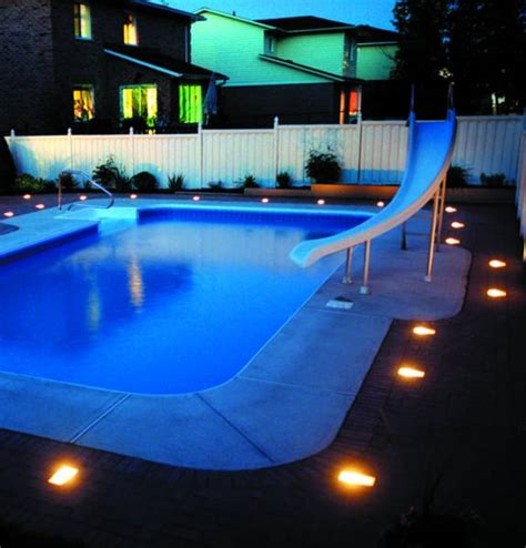 low voltage swimming pool lights brick casino paver lights low voltage lighting kits by
