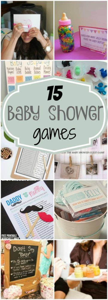 Entertaining Baby Shower by 15 Entertaining Baby Shower Pretty My