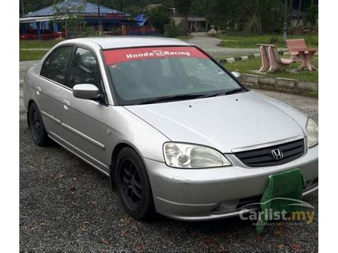 honda civic 2001 honda civic 2001 vti 1 7 in johor automatic sedan silver