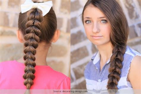 Hairstyles For School For Teenagers by Budding Images Usseek