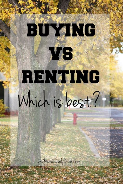 other fees when buying a house buying vs renting which is best