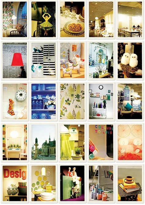 Mini Postcard Set mini postcard set ver 02 sweden 7321 design