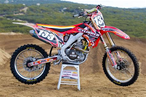 format factory crf racer x tested crf270cc cylinder works hot cams fmf