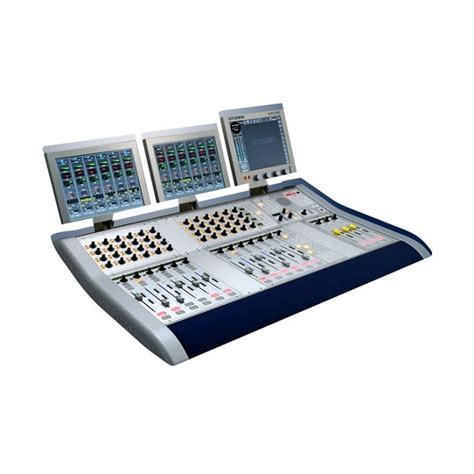 broadcast mixing console studer onair 3000 digital broadcast mixing console