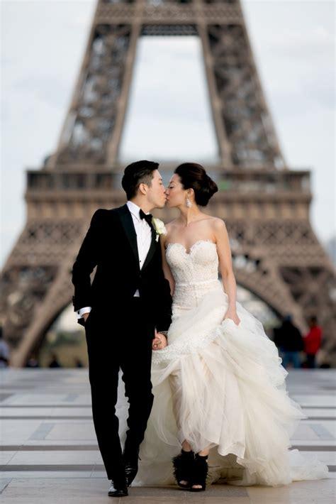 high fashion paris destination wedding modwedding
