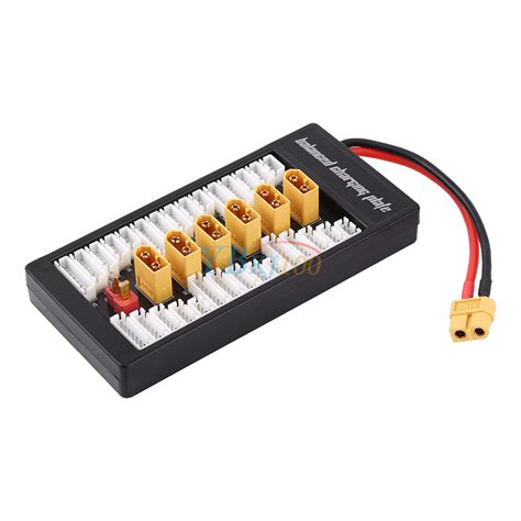Parallel Charging Board Balance Charge Paralel Plate Xt Diskon 2 6s lipo battery parallel charging board charger plate