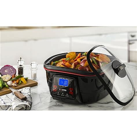 Fryer Multi 18 multi cooker gourmia gmc780 18 in 1 multi cooker with lcd display fry steam bake