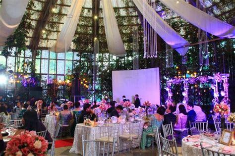 indoor  outdoor wedding reception kasalcom