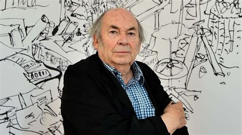 quentin blake in the quentin blake opens house of illustration bbc news