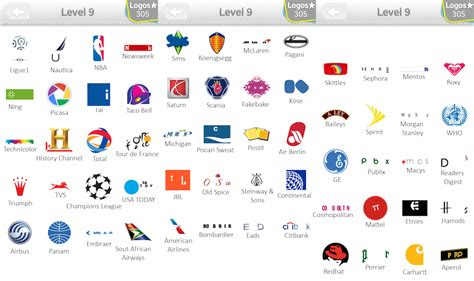 logo quiz level 9 uk logo quiz l 246 sungen level 9 giga