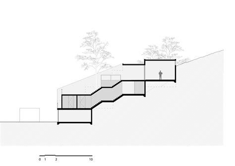 Stairs In House gallery of house of stairs dellekamp arquitectos 14