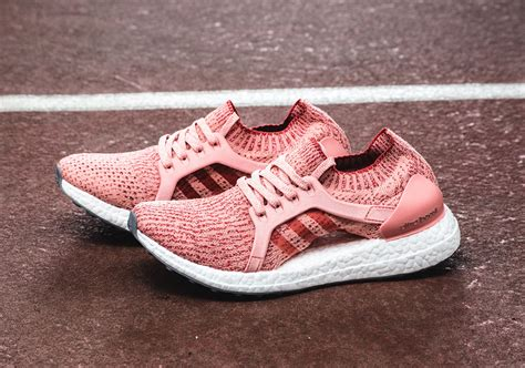Adidas Ultra Boost Pink Casual Import Made In adidas ultra boost x trace pink bb3436 sneakernews