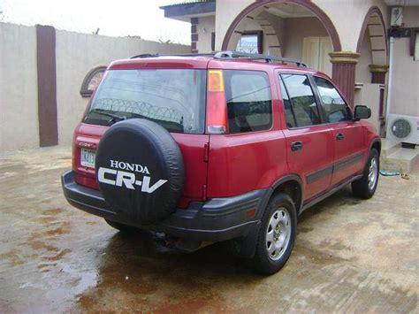 honda jeep models registered honda crv jeep 98 model for sale autos nigeria