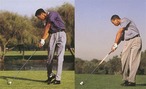 golf swing impact downswing