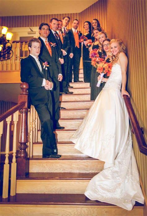 hardiman s hockey themed wedding with a halloweeninfluence sports wedding