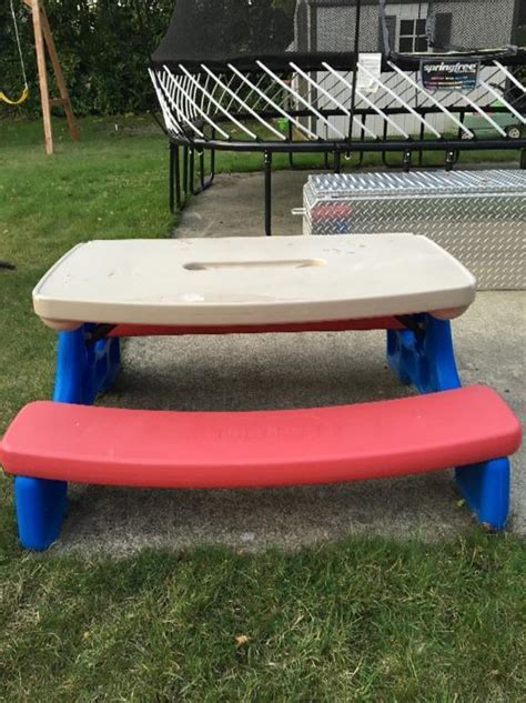 tikes picnic table tikes picnic table saanich