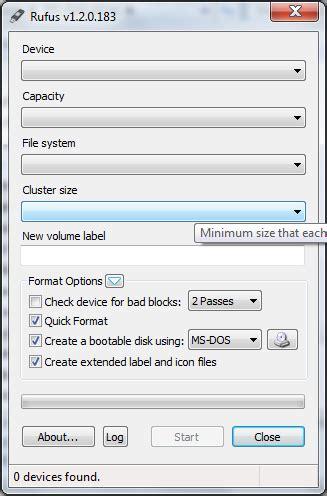 cara format flashdisk menjadi bootable cara membuat flashdisk menjadi bootable blog bagus