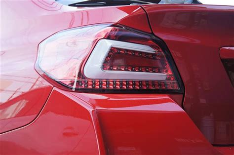 subispeed tr tail lights みんカラ subispeed tr style sequential tail lights wrx sti