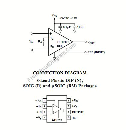 new tantalum capacitors in power supply applications single chip single supply instrumentation lifier circuit diagram world