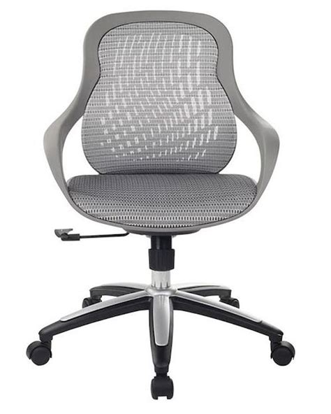 grey office chair in style 44f10 gry